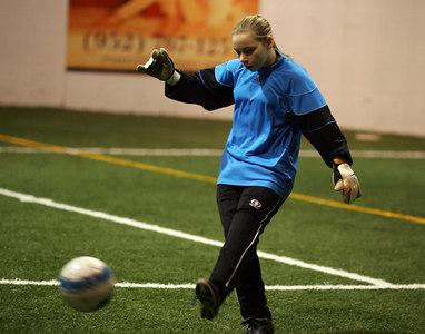 EP Storm U15 Soccer vs Edina @ Indoor Soccer Blast (March 11, 2007)