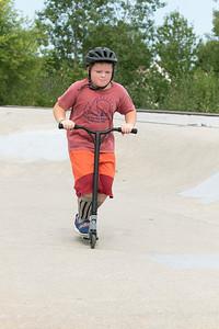 Ryan Joubert Memorial Skate Park 090920