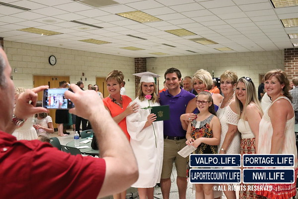 Wheeler High School Graduation 2017