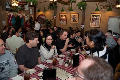 Dec 2009 QA Team Outing