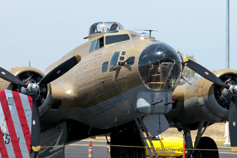 WWII vintage B-17