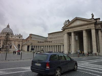 Rome February 2010