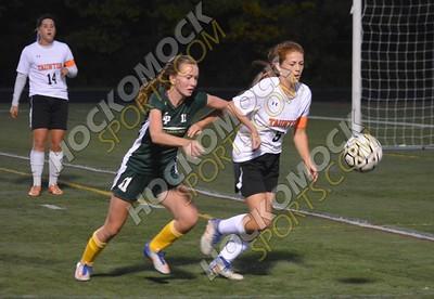 Taunton - King Philip Girls Soccer 10-19-17