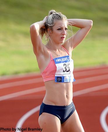 Race 7 - Women's 1500 metres