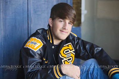 Landon  |  2017 St. James Senior
