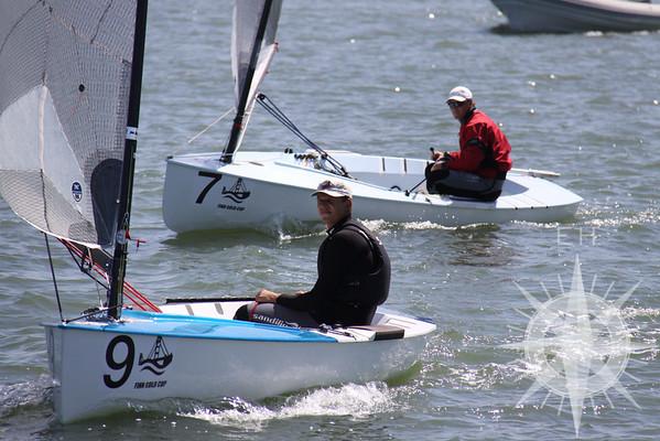 Finn Gold Cup 2010 Race 3