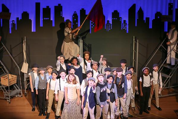 WMS Grades 5 & 6 Drama Production of Newsies