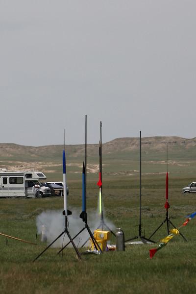 NCR Mile High Mayhem 5-29-10 Sat Launch