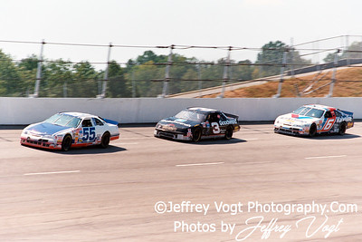 Butch Miller, Nascar Driver, Photos by Jeffrey Vogt Photography