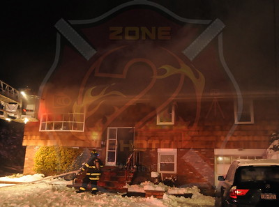Amityville F.D. Signal 13 47 Bayview Ave. 2/3/14