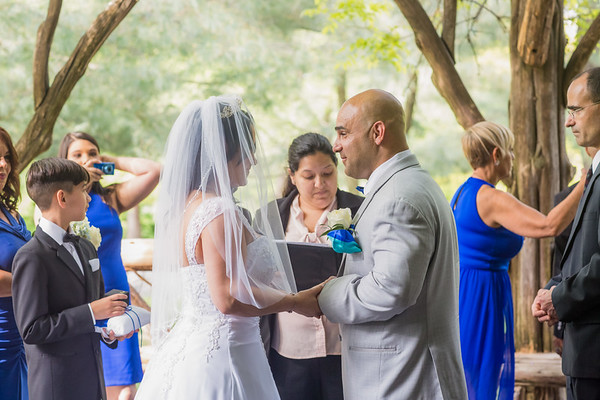 Central Park Wedding - Rosaura & Michael