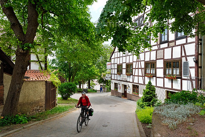 Germany: Thuringian Chain-of-Towns Cycle Trail