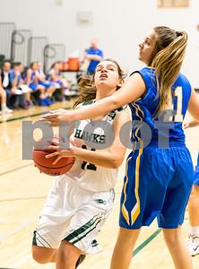 Liberty Ranch 2017 Girls Basketball Highlights