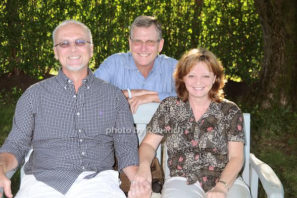 Wayne Jones, David Sitwell, Elizabeth Jones photo by Rob Rich © 2010 robwayne1@aol.com 516-676-3939