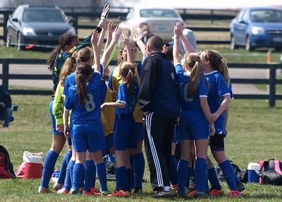 FC Kentucky U12 Girls Spring 2015