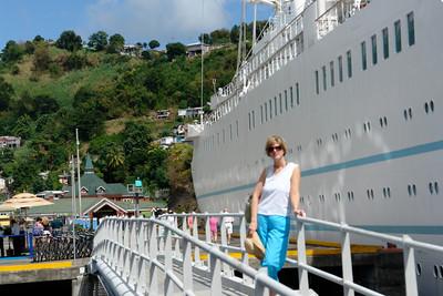 2008 Windstar cruise