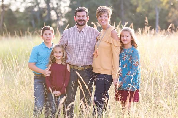Brett Allen Family {2017}