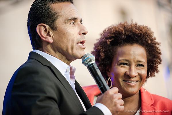 Los Angeles Mayor - Villaraigosa