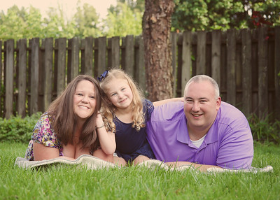 The Huff family! <3