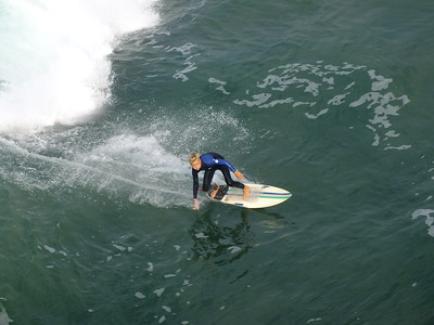 10/5/20 * DAILY SURFING PHOTOS * H.B. PIER