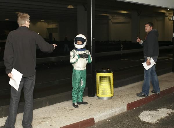 Le Mans Junior Kastrup October 09