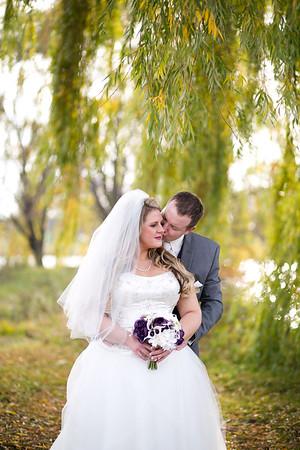 Lisa and Brandon Wedding