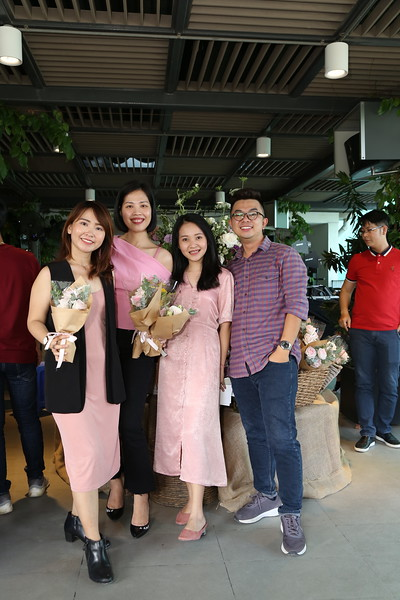 Sanofi Vietnam | Women's Day March 8 instant print photo booth | Chụp hình lấy liền Sự kiện 8 Tháng 3 | Photobooth Saigon