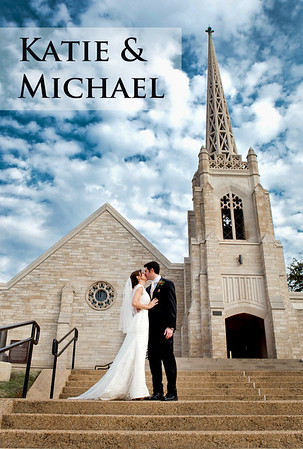 Katie and Michael Book