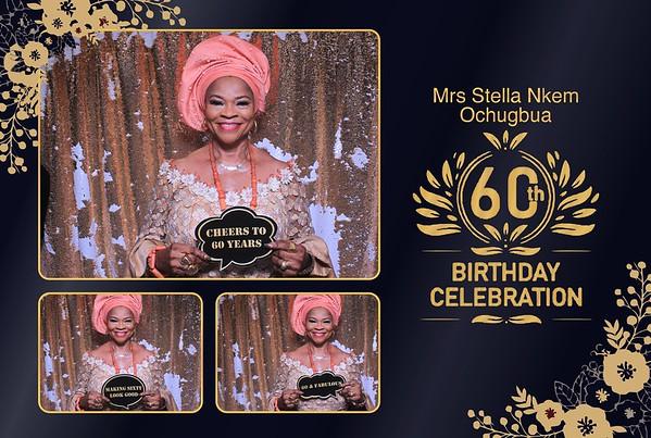 Mrs Stella Ochugbua's 60th Birthday Party
