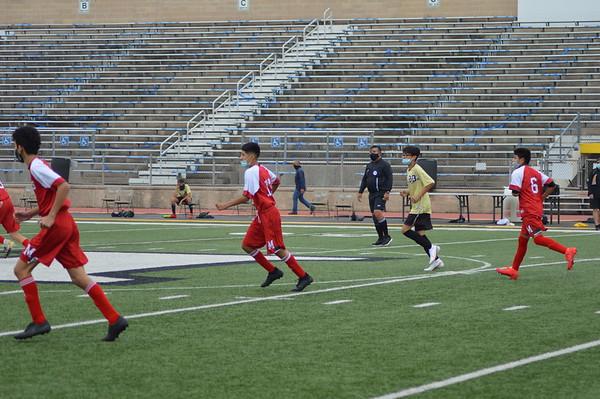 Boys Soccer vs Vela