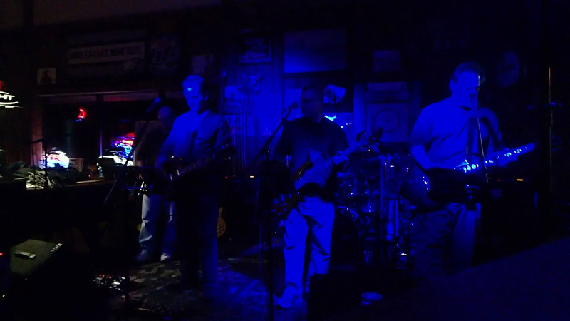Cover of Ramble on at the Riverboat Saloon on 1-5-2013.  Recorded on a small point and shoot camera so sound quality is horrible, but decent song.