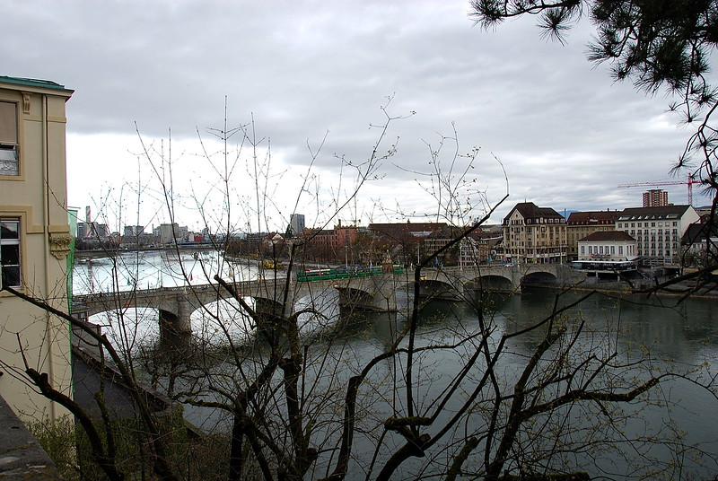 Cloudy Day in Strasbourg, Germany