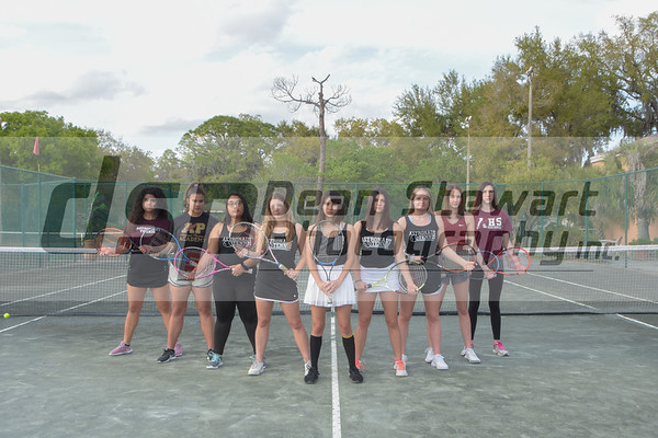 Girl Tennis 3.4.20