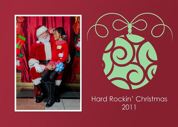 hard rockin' Christmas Day 3
