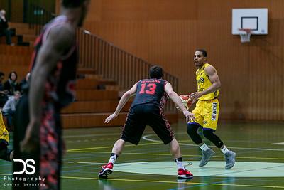 Union Neuchâtel Basket 78-67 Swiss Central Basket
