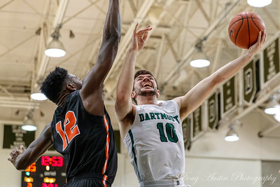 Princeton vs Dartmouth Men's Basketball 2019