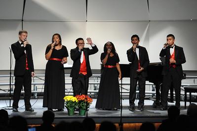 2015 Annandale HS Fall Chorus Concert Photo by J Boghosian