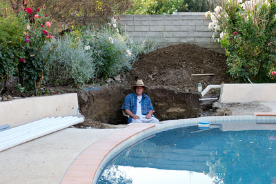 Building the Hot Tub