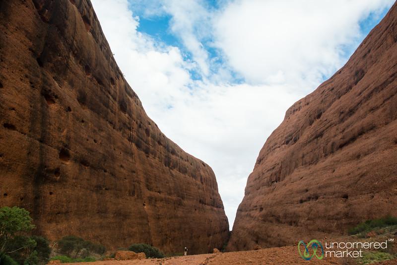 Walpa Gorge Walk, Kata Tjuta - Northern Territory, Australia