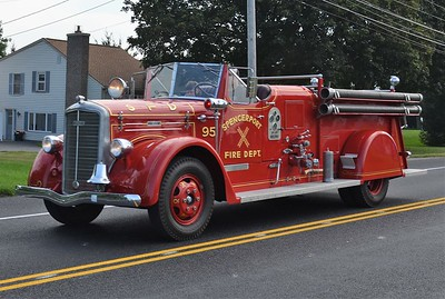 SPAAMFAA Parade and Muster - Spencerport, NY 8/29/21