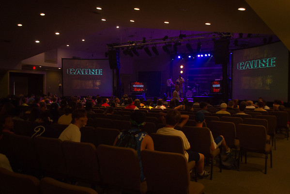 Sugar Creek Baptist Church: Youth - July 31, 2012, Morning