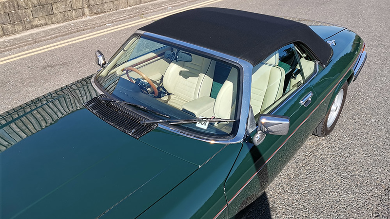 KWE XJS V12 Convertible BRG For Sale 16.jpg