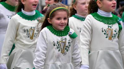 St. Patrick's Day Parade-15 Mar 2015