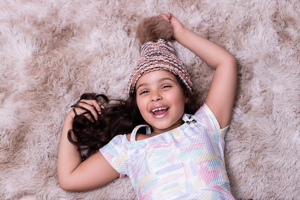 Ensaio 6 Anos Ana Luisa
