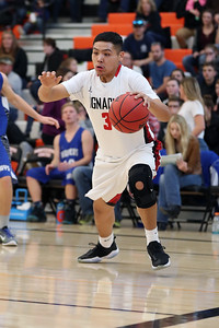 2018 Ignacio High School Varsity Basketball vs  Mancos February 24