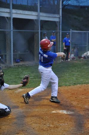 Rangers Vs. Yankees Maj 4-11-11