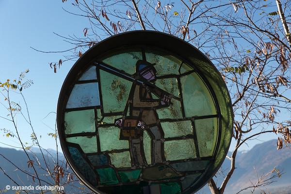 Saillon, the village of Swiss Robin Hood