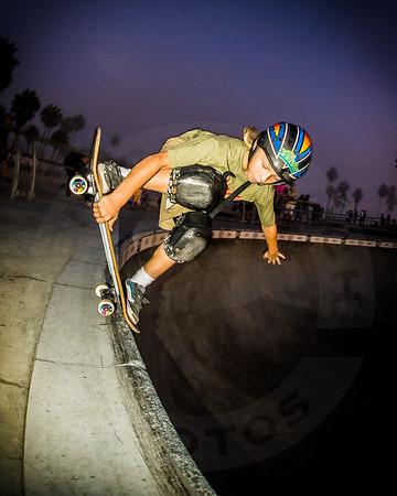 Venice  Beach Skatepark September 2014