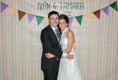 Iván y Tamara 08/10/2016
