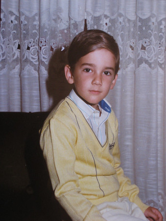 Tony_Baby/Childhood Photos